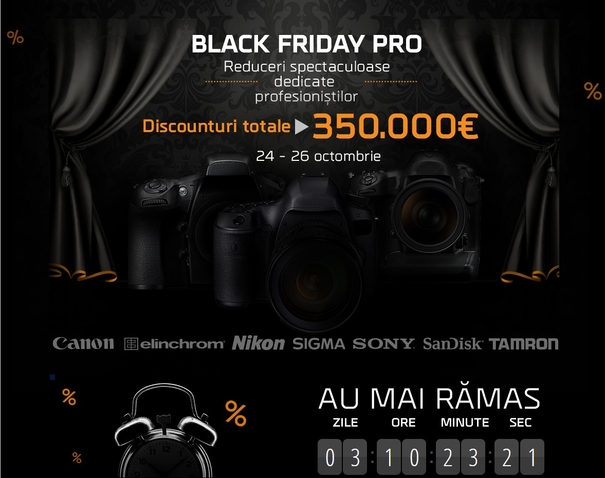 Black Friday Pro F64 - 2014